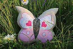 Textil - motýlik - 9600544_