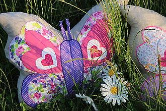 Textil - motýlik - 9600102_
