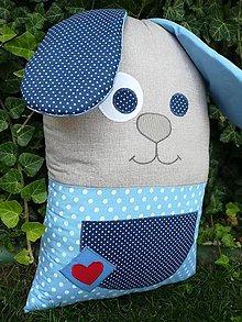 Úžitkový textil - psík - 9602139_