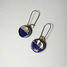 Náušnice - Tana šperky - keramika/platina - 9602180_