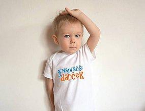 Detské oblečenie - detské body najväčší darček - 9600969_