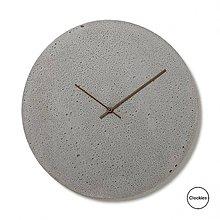 Hodiny - Betónové hodiny Clockies CL500102 - 9599912_