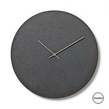 Hodiny - Betónové hodiny Clockies CL500201 - 9599913_