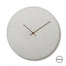Hodiny - Betónové hodiny Clockies CL500402 - 9599917_