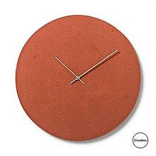 Hodiny - Betónové hodiny Clockies CL500601 - 9599919_