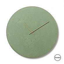 Hodiny - Betónové hodiny Clockies CL500701 - 9599921_