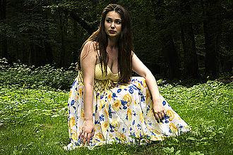 Šaty - Letné šaty Akcia - 9600189_