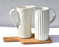 Nádoby - Keramický džbán - 9600096_