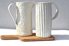 Nádoby - Keramický džbán - 9600099_