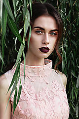Šaty - From Ivory to light Pink III. - 9601357_