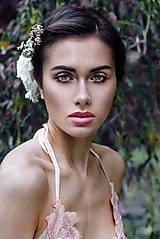 Šaty - From Ivory to light Pink VI. - 9602148_