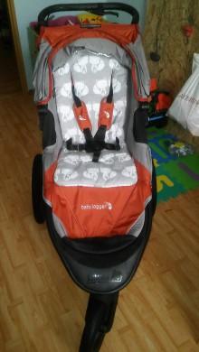 Detské doplnky - Podložka do Baby Jogger Summit - 9603342_