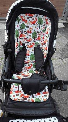 Úžitkový textil - Podložka do Rafpol Margaret - 9603807_