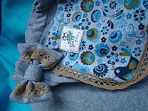 Detské oblečenie - Legíny - 9603212_