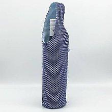 Iné tašky - 002. Taštička na fľašu - 9603159_