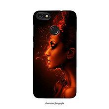 Na mobil - Kryt s motívom ženy pre Apple, Huawei, Samsung - 9602794_