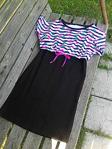 Šaty - šaty na kojenie na objednávku ,,S,, - 9604147_
