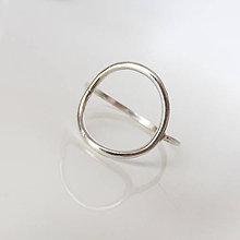 Prstene - Spolu_Sme (m)iní (Prstienok kruh spájajúci) - 9602984_