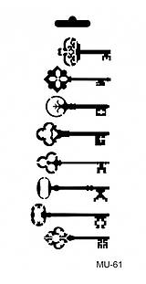 Pomôcky/Nástroje - Šablóna MU61 - 9604145_