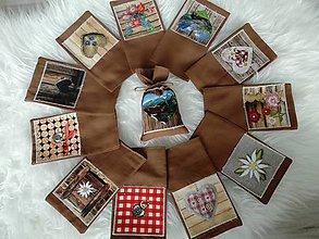 Úžitkový textil - Vrecúška na bylinky alebo levandulu. - 9604399_