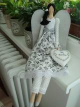 Bábiky - Anjelka k promóciám - 9606057_
