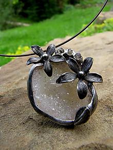 Náhrdelníky - Kvety Zeme - 9607296_