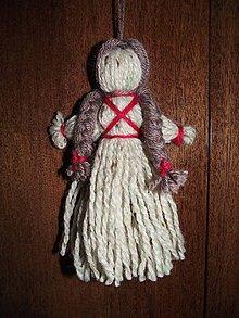 Drobnosti - bábika - motanka z bavlniek A - 9607395_