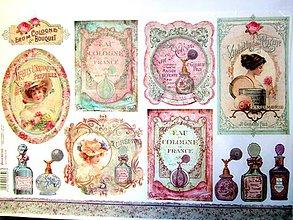 Papier - Ryžový papier 49x33 cm- Stamperia - 9606622_