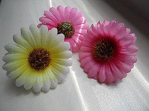Prstene - jednoduchý kvetinový prstienok - 9607767_