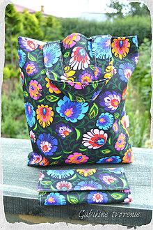 Nákupné tašky - Setík pre závislé aj nezávislé :-) - 9608070_
