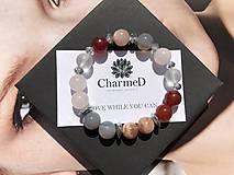 Náramky - Náramok Plodnosti PeachStone/ Fertility Bracelet PeachStone - 9608346_