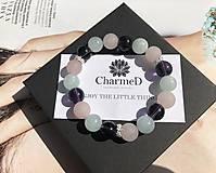 Náramky - Náramok Triple Colour / Triple Colour Bracelet - 9608815_