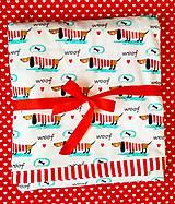 Úžitkový textil - Detská prikrývka - 9607680_