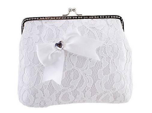 54b65f41fbe3 Svadobná bielá kabelka - kabelka pre nevestu 45   svadba-nevesta ...