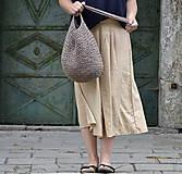 Veľké tašky - Taška...hnedá - 9608318_