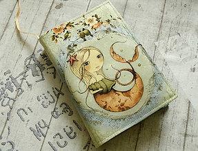 Papiernictvo - Adrift ... obal na knihu No.2 - 9611077_