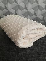 Textil - Minky - CUDDLE DIMPLE® Ivory - 9611424_