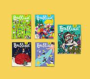 Návody a literatúra - Bublina 1,2,3,4 a 5! - 9610456_