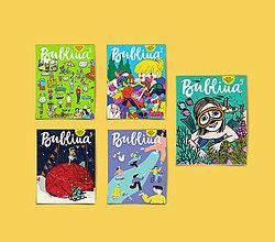 Návody a literatúra - Bulina 1,2,3,4 a 5! - 9610456_
