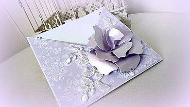 Papiernictvo - Súmrak ruží... - 9610210_