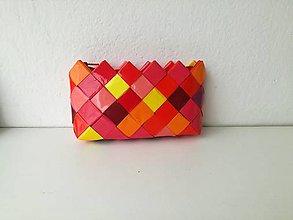 Peňaženky - Farebná peňaženka 1 - 9611393_