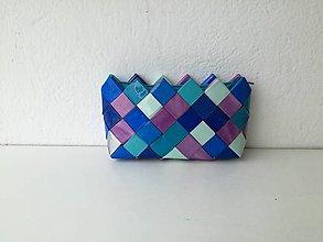 Peňaženky - Farebná peňaženka 2 - 9611486_