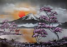 Obrazy - Hora Fuji - 9612367_