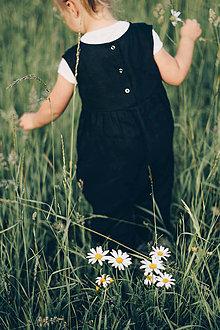 Detské oblečenie - Dlhý pudlový overal - 9614115_