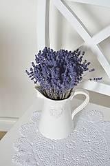 Dekorácie - Levanduľová kytica - 9613444_