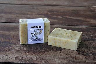 Drogéria - Prírodné bylinkové mydlo Nechtík na citlivú pleť - 9612037_