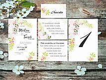 Papiernictvo - Svadobné oznámenia 9 - 9613875_
