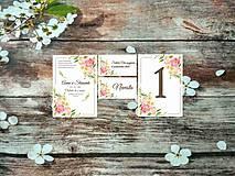 Papiernictvo - Svadobné oznámenia 6 - 9613950_
