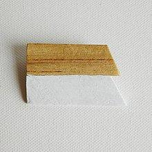 Odznaky/Brošne - brošňa 'Duo' - 9615677_