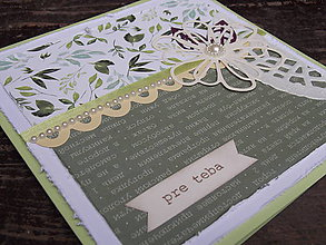 Papiernictvo - ...pohľadnica
